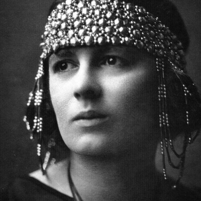 Rebecca West, below, who called Wells 'Jaguar'